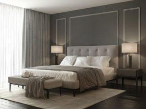 Base Tapizada Dormitorio