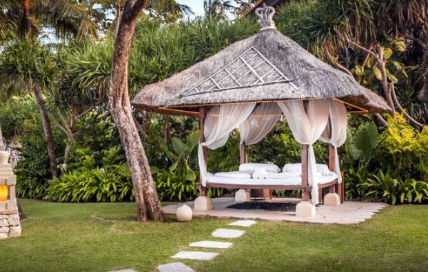 Cama Balinesa Exterior