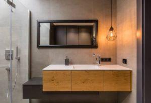 Muebles de Baño Wengué