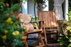 Muebles Jardín para Niños